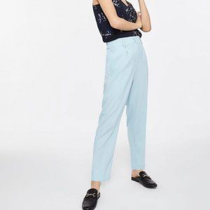 New with tag Reitmen's baby blue ankle pants 18